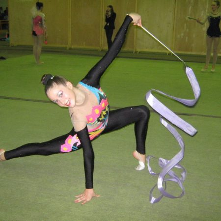 Gimnastica ritmica – Galerie Imagini