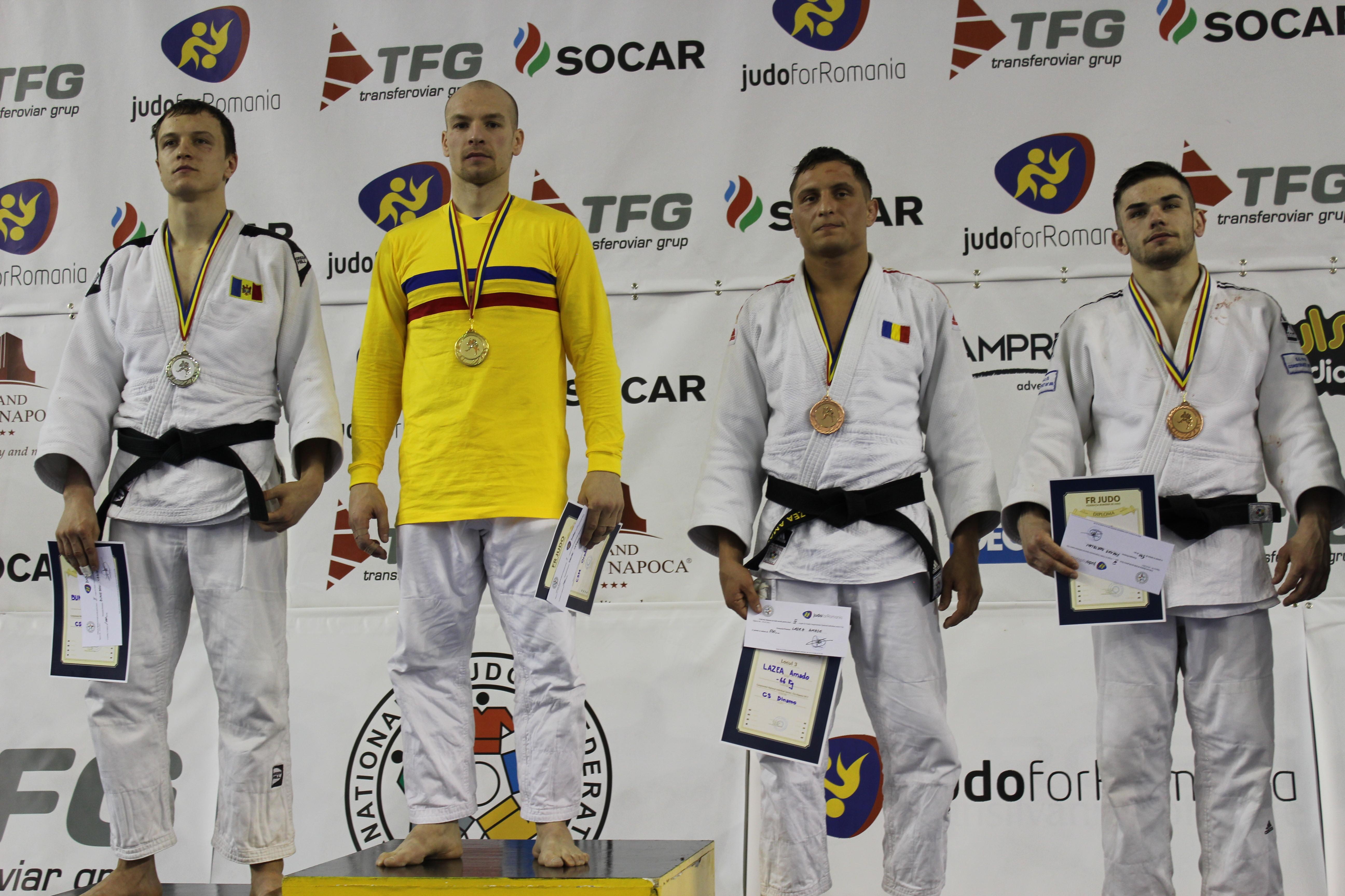 Finala Camp. National de Judo Seniori Individual – Cluj Napoca