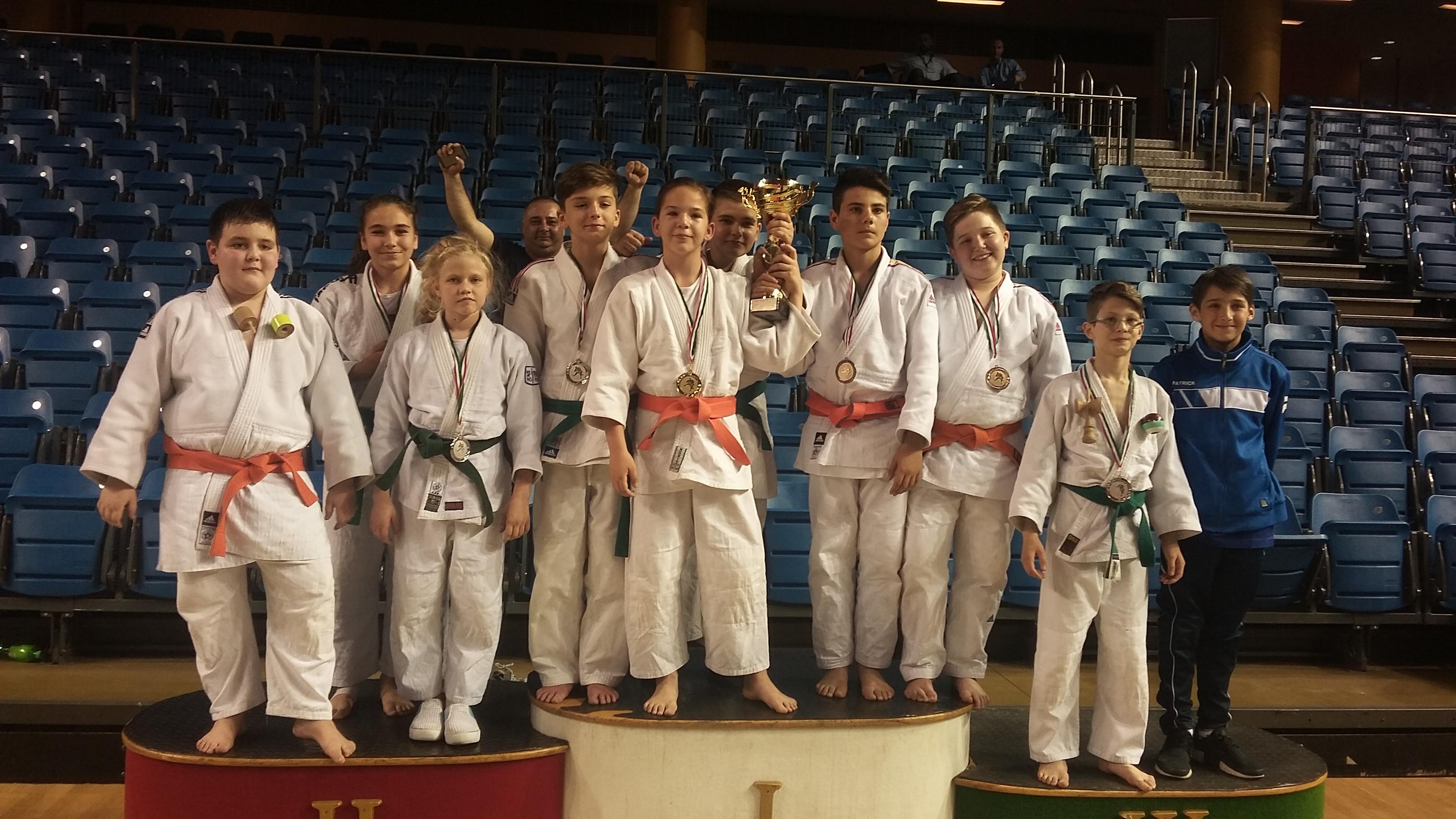 Turneul Internațional de Judo Cupa Ungariei