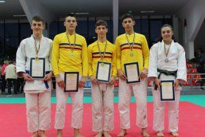 Finala CN Judo Juniori III (U 16) – Cisnadie – LPS-CSS Liberty Oradea 5 medalii din care 3 de aur