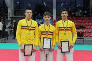 3 tineri judoka oradeni, convocati la Lotul National