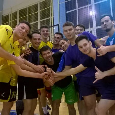 Cupa Volei Juniors -multumim DJTS