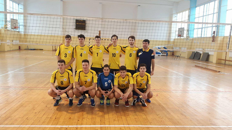 Echipa de juniori Lps Css Bihorul