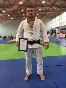 Finala CN Judo – Ne Waza (lupta la sol) pt Tineret (U 23)