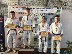 "Turneu  International de Judo ""Cupa  Severinului 2018"""