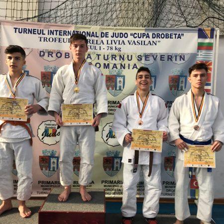 """Turneu  International de Judo """"Cupa  Severinului 2018"""""""